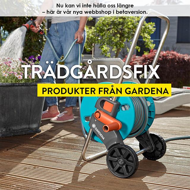 Trädgårdsfix - Produkter från Gardena